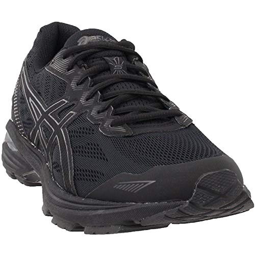 ASICS Men's Gt-1000 5 Running Shoe, Black/Onyx/Black, 8.5 M US