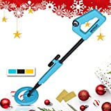 all-sun TS20A Junior Metal Detector for Children DIY Beach Yard Toy, Blue