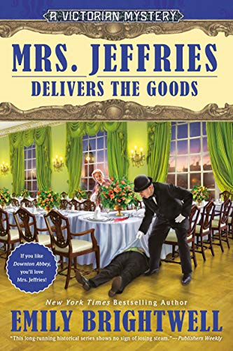 Mrs. Jeffries Delivers the Goods (A Victorian Mystery Book 37)