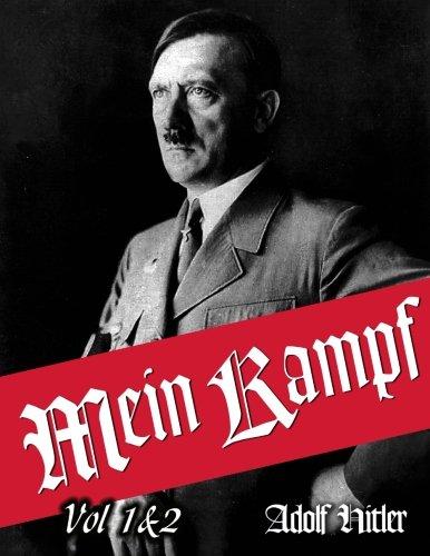 Hitler Book Mein Kampf Pdf