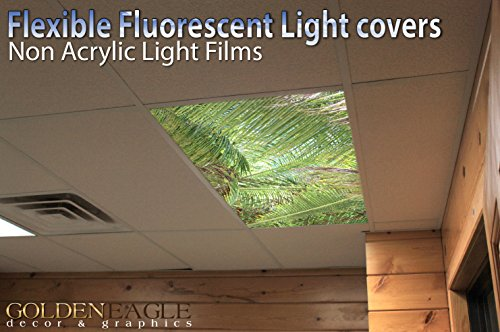 Suspended Ceiling Fluorescent Lights - 7