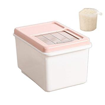 Potshop Grosse 5 10 Kg Frischkorn Trockenfutter Kunststoff