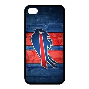 Custom Buffalo Bills Back Cover Case for iphone 4,4S JN4S-1339