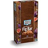 Nature's Bakery Whole Wheat Fig Bar, 12 Count Box