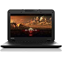 Premium High Performance Lenovo 11.6-inch IPS Touchscreen Chromebook Intel Celeron Dual-Core Processor 4GB Memory 16GB eMMC SSD 802.11AC WIFI HDMI Webcam Bluetooth 10 hour Battery-Black
