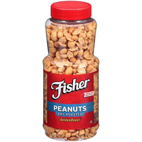 FISHER Roast Peanuts Ounce Pack product image