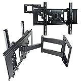 emerson 20 inch tv - FULL MOTION TILT & SWIVEL LED LCD TV WALL MOUNT BRACKET 32 46 47 50 55 60 INCH