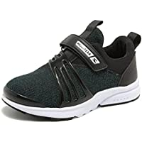 GUBARUN Running Shoes for Kids Boys Sneakers Comfortable Sport Shoes Glitter