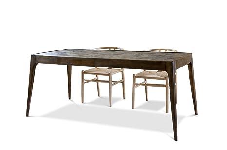 pib - Tavoli da Pranzo - Tavolo in legno Tabüto, Linee eleganti e ...