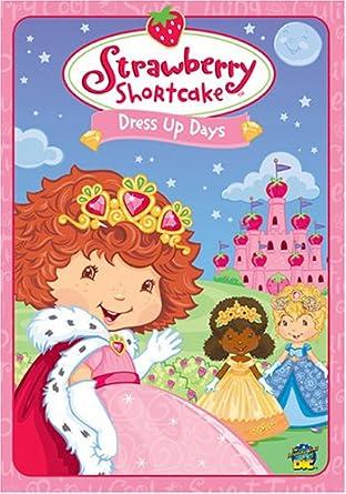 Amazon Com Strawberry Shortcake Dress Up Days Sarah Heinke