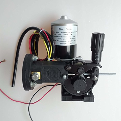 Welding Wire Feeder, 24V Wire Feed Assembly 0.8-1.0mm/.03-.04
