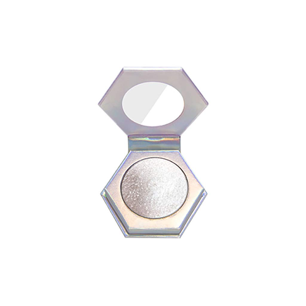 Conversege Fashion Professional Makeup Powder Brightening Repairing Glossy Powder