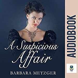 A Suspicious Affair Audiobook