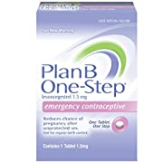 Plan B One-Step, 1 tablet