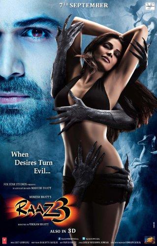 Raaz 3  (Hindi Movie / Bollywood Film / Indian Cinema DVD) (2012)