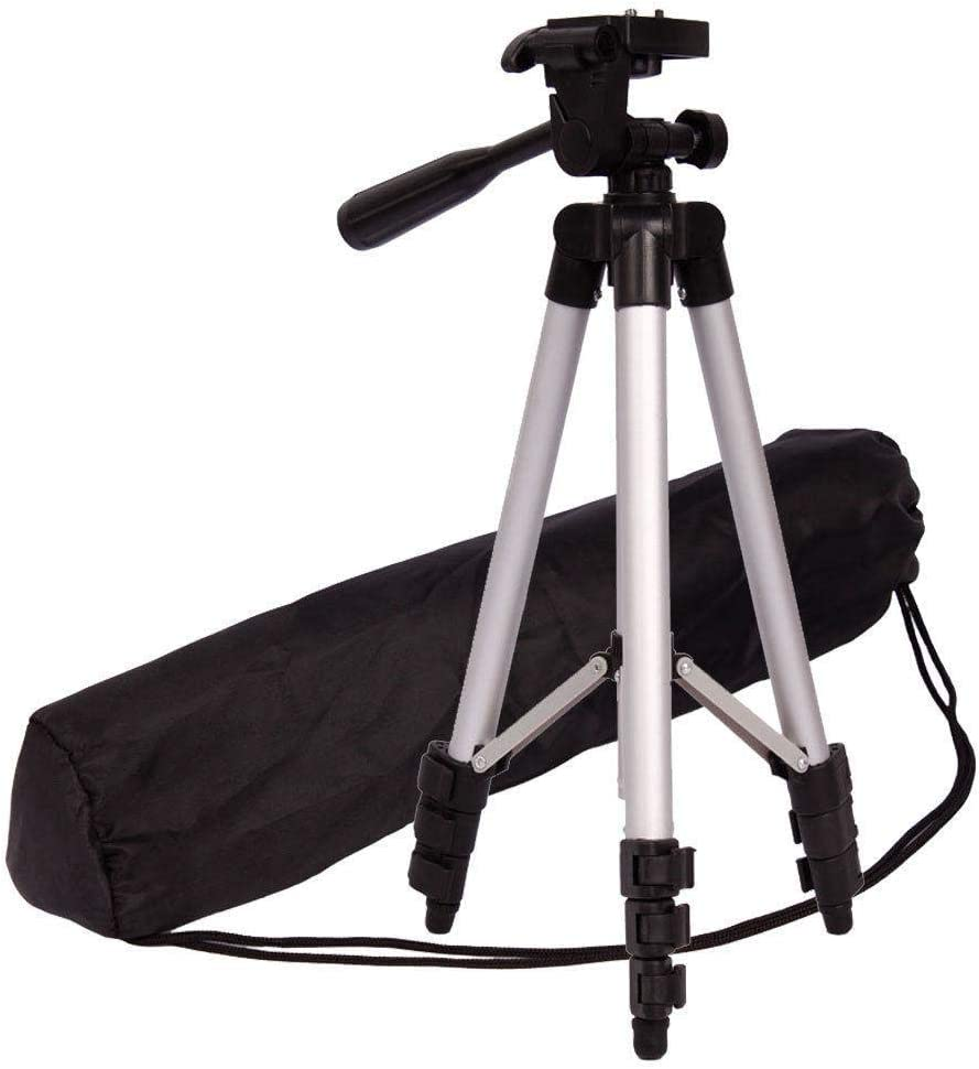 Portable Video Camera Camcorder Monopod Tripod Stand with Carry Bag for Nikon Canon Sony