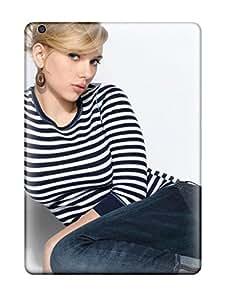 Ipad Air Case Bumper Tpu Skin Cover For Scarlett Johansson 73 Accessories