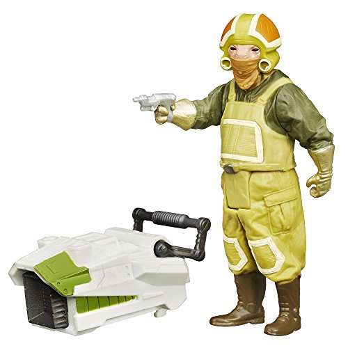 Star Wars The Force Awakens 3.75-Inch Figure Forest Mission Goss -