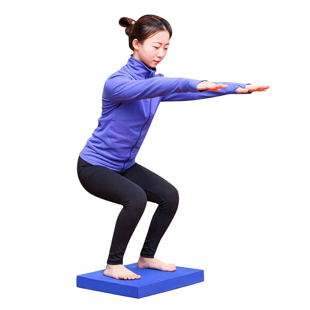 Amazon.com: TESITE Yoga Balance Pad Thickening ...