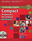 COMPACT PRELIMINARY FOR SCHOOLS SB NOKEY +CDROM 2013