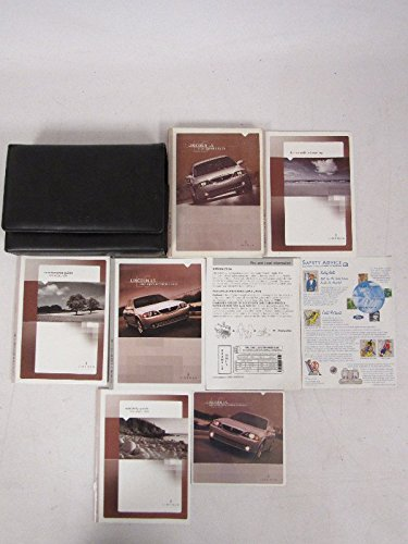 2005 lincoln ls owners manual - 2