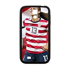 RHGGB Woman player Cell Phone Case for Samsung Galaxy S4