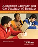 Adolescent Literacy and the Teaching of Reading, Deborah Appleman, 0814100562