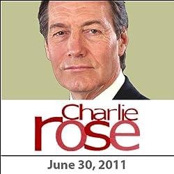 Charlie Rose: Timothy Garton Ash, Peter Seligmann, and Roger Altman June 30, 2011