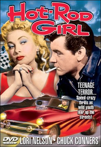 Hot-Rod Girl (Police Car Dvd)