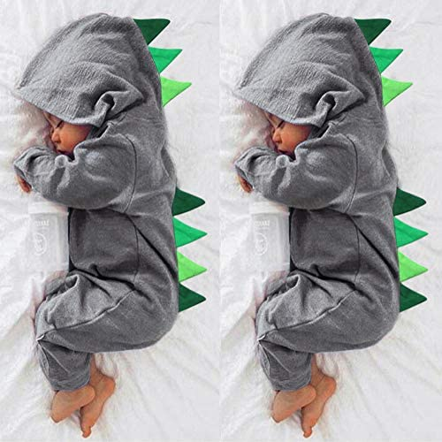 Qu-Hsrkocb 2020 Monos para Unisex bebé Niñas Niños Recién ...