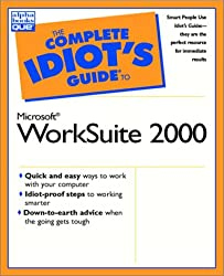 The Complete Idiot's Guide to Microsoft Works Suite 2000