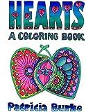 Hearts: a Coloring Book