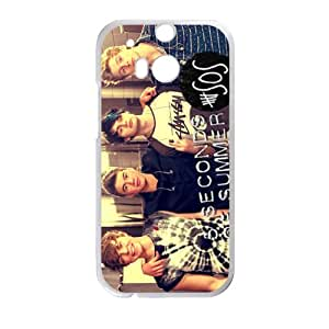 SANYISAN 5 seconds of summer Phone Case for HTC One M8
