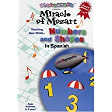 Miracle of Mozart Numbers & Shapes in Spanish