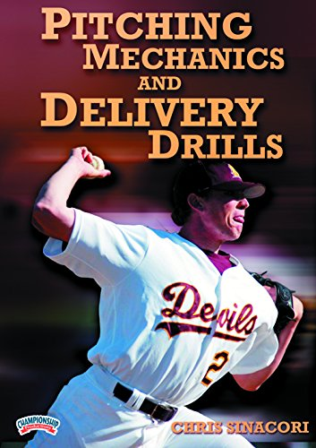 Chris Sinacori: Pitching Mechanics and Delivery Drills (DVD)
