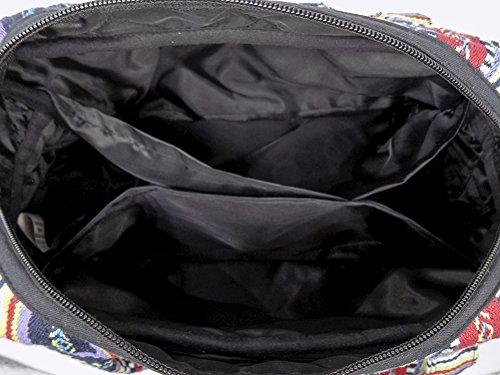 A Kailash Spalla Bunt Donna Borsa Multicolore 55AqrFw