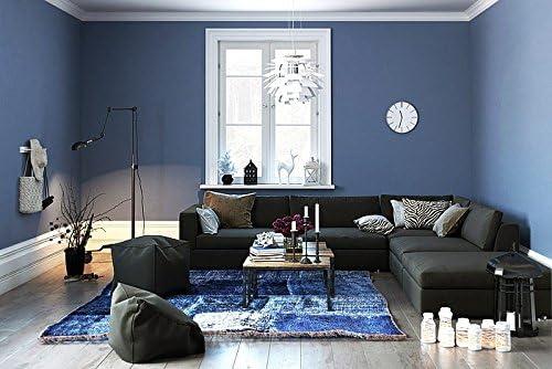 Fibre non-tiss/é de renforcement murale 160 g Profhome PremiumVlies PLUS 399-165 intiss/é lisse Papier peint intiss/é blanc 4 rouleaux 100 m2
