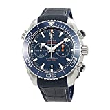 Omega Seamaster Planet Ocean Chronograph Automatic Mens Watch 215.33.46.51.03.001