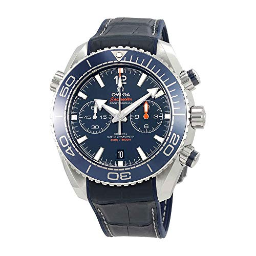 Omega Seamaster Planet Ocean Chronograph Automatic Mens Watch 215.33.46.51.03.001 ()