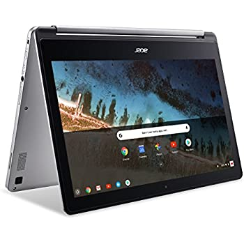 Acer Chromebook R 13 Convertible, 13.3-inch Full HD Touch, MediaTek MT8173C, 4GB LPDDR3, 32GB, Chrome, CB5-312T-K5X4