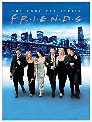 Friends: The Complete Series Collection (25th Anniversary/Repackaged/DVD)This is a show about love and sex and careers and a time in life when everything is possible ... about the search for commitment and security ... and the fear of commitment and ...