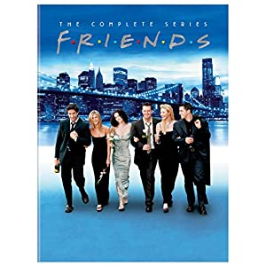 Friends: The Complete Series Collection (25th Anniversary/Repackaged/DVD) 1