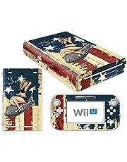Nintendo Wii U Skin Design Foils Pegatina Set - WW2 Motivo