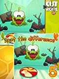 Cut the Rope - Spot the Difference 5