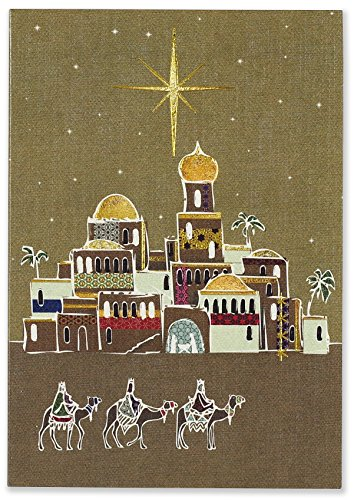 Star of Bethlehem Small Boxed Holiday Cards (Christmas Cards, Greeting Cards)