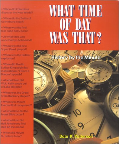 What Time Of Day Was That?: History by