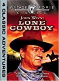 Lone Cowboy: John Wayne 4 movie pack