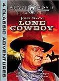 Lone Cowboy: John Wayne 4 movie pack