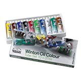 Winsor & Newton Winton Oil Color 10-Tube Set, 37ml