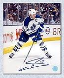 Autographed Sundin Photograph - Alternate Jersey 8x10 - Autographed NHL Photos